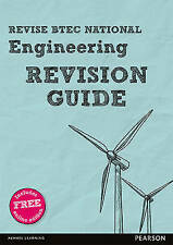 Revise BTEC National Engineering Revision Guide: (with free online edition) by Pearson Education Limited (Mixed media product, 2017)