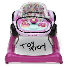Replacement Toy Tray for Delta Children Lil Drive Baby Activity Walker, Pink