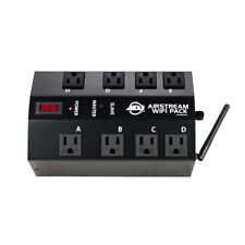 American DJ Airstream Wifi Pack 8 Channel Wifi Switch Pack