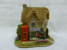 Lilliput Lane Moreton Stores Cottage 2008 The British Collection L3117