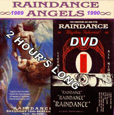 ACID HOUSE      RAVE     DVD   RAINDANCE 1989-90