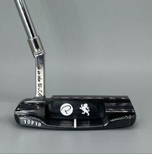 Piretti Golf Limited Edition 1 of 18 Midnight Black Series Cuvio CS/SS