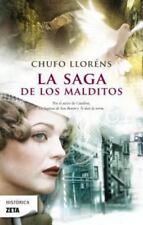 La saga de los malditos (Zeta Historica) (Spanish Edition)