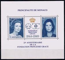 TIMBRES MONACO Année 1989 BLOC n°48 NEUF**