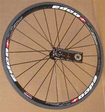 EDCO Competition ALBULA Laufrad hinten Carbon + Ceramik Bremsfläche