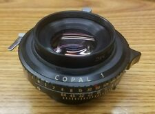 Caltar II-E 210mm F/6.8 Large Format Camera Lens