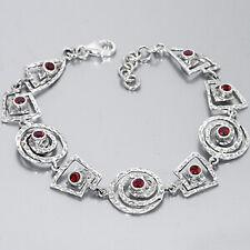 Jewelry & Watches 16x8mm Pretty 19g Rectangle Golden Citrine Woman's 925 Silver Bracelet 7-7.5 Fine Gemstone Bracelets