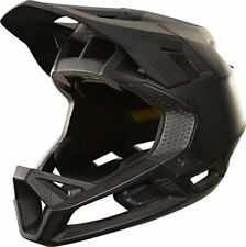 Fox Testa Proframe Mountain Bike Casco Integrale Opaca Nero Medio