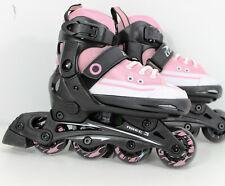Gelegenheit   Mädchen Inliner Inline Skates blackstyle rosa pink 37 40   11628