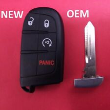 NEW OEM Dodge Journey Durango Smart Key Remote Start 4B -  M3N-40821302