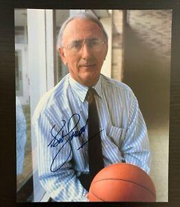 HOF Bob Cousy Signed 8 x 10 Photo w/ COA - Boston Celtics