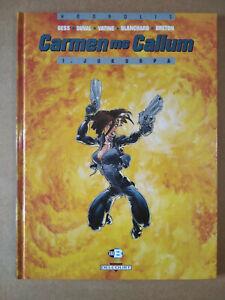 CARMEN MAC CALLUM n°1 , JUKURPA , Gess/Duval/Vatine  (é.o , avril 1995)