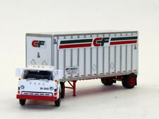 hs Athearn 91001 Ford C Tractor w/28' Wedge Trailer 1:87 CF Consolidated Freight