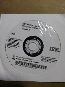 IBM Rational Application Developer For WebSphere Software Version 8.5 CD