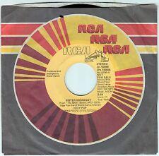 IGGY POP,Sister Midnight,Promo,Vinyl 45,US,1977,VG,David Bowie,Mono Stereo