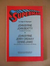 Superman Suppl. Corto Maltese n°9 1990 La Saga di Supergirl  [G730] BUONO