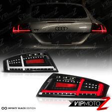 2008-2015 Audi TT TTS Quatro [Error Free] Black LED Brake Signal Tail Lights SMD