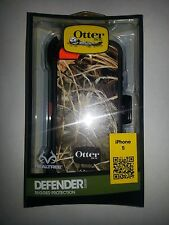 Otterbox Defender / Commuter series case iphone 5 5s NEW! wallet Realtree camo