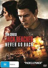 Jack Reacher 2 - Never Go Back : NEW DVD