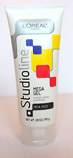 L'Oreal Paris StudioLine Mega Gel Mega Hold 6.8 oz.192g Ultimate Control