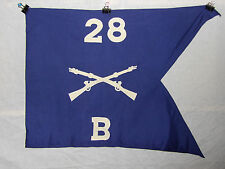 flag342  WW2 US Army Guide on 28th Infantry Regiment Company B 1st Division