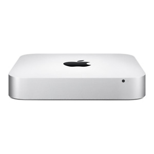 Apple Mac mini A1347 - Core i7 Processor 2.3GHz - 4GB RAM - 1TB  - 2012 - Silver