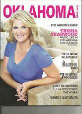 OKLAHOMA MAGAZINE - Trisha Yearwood - Author & Country Superstar - May, 2010