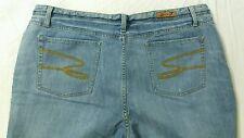 Seven7 Jeans Bootcut  Blue Mens size 24