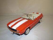 "Ertl/American Muscle Chevrolet Camaro Rally-Sport ""1969"" (orange) 1:18 ohne Vp.!"