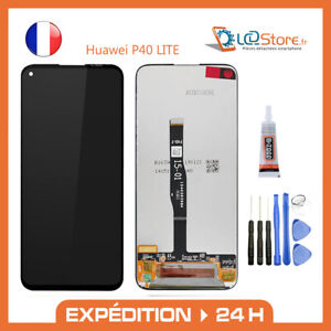 Ecran lcd + vitre tactile Huawei P40 LITE + Colle + Outils