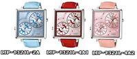 Casio Ladies Square Dual Machine Watch Choice of 3 colours LTP1321L UK SELLER