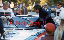 Henri Toivonen MARTINI LANCIA 037 Ritratto WRC Stagione 1984 Fotografia