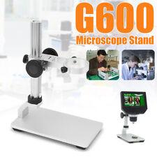 Digital-Mikroskophalter Mikroskop Ständer Einstellbar Stativ Halterung Ständer