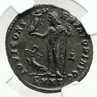 LICINIUS I Authentic Ancient 313AD Heraclea Genuine Roman Coin NGC MS i76322