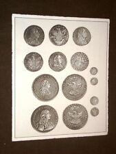 Monete e medaglie del Regno delle Due Sicilie dei Borbone Grana Tarì Tornese #1