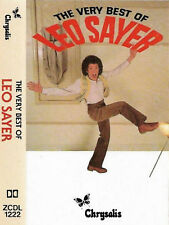 Leo Sayer  The Very Best Of Leo Sayer CASSETTE CHRYSALIS ZCDL1222