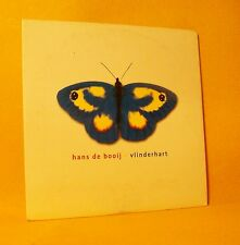 Cardsleeve single CD Hans De Booij Vlinderhart 2 TR 2002 Dutch Pop Ballad