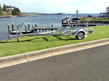 SeaTrail AL4.6M13A, Aluminium Boat Trailer (Suits Boats/Tinnys up to 4.8m)