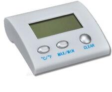 LCD Digital Interior Termometro Higrometro Medidor de Humedad TL8025-vendedor de Reino Unido