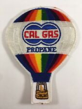 Cal Gas Propane Hot Air Balloon Sew-On Patch Hat Jacket Uniform