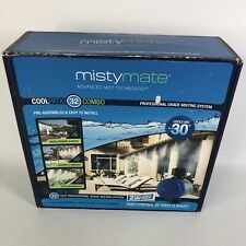 MistyMate 32 Combo Cool Patio 32' 32-foot professional-grade misting system