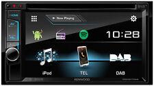 KENWOOD DDX4017DAB Moniceiver 2-Din mit Bluetooth - GKE-DDX4017DAB
