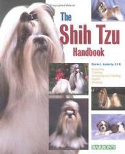 The Shih Tzu Handbook (Barron's Pet Handbooks), Vanderlip D.V.M., Sharon L.