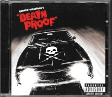 DEATH PROOF - QUENTIN TARANTINO'S (B.O.F SOUNDTRACK O.S.T) ALBUM CD COMME NEUF