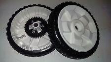 Toro Recycler Lawnmower Rear Drive Wheels Set of Two(2) Tires 115-4695 OEM Toro