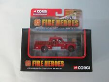 Corgi Fire Heroes 1951 Seagrave 70th Anniversary Pumper CS90043
