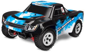 Traxxas 76064-5 LaTrax Desert Prerunner 1/18 Scale 4WD Truck blue
