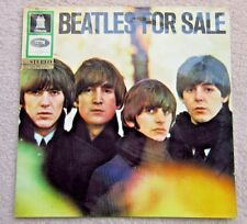 Beatles for Sale--Germany--Stereo --SMO 83790--Odeon --Red & White--EMI Export