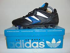 Vintage 90 ADIDAS Valencia Liga Scarpe Calcio 45 US 11 Soccer Shoes Boots Old