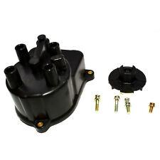 2Pcs New Distributor Cap and Distributor Rotor Ignition Kit For Honda Civic CR-V